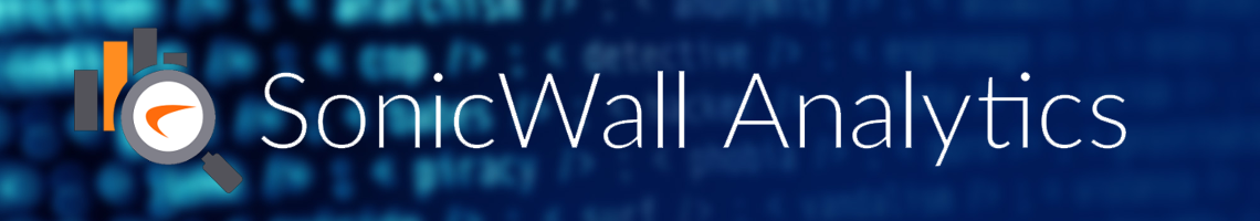 SonicWALL Analytics