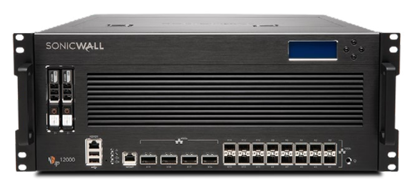 SonicWall NSSP 12000 Series