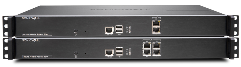 SonicWALL Secure Mobile Access (SMA) 100 Series