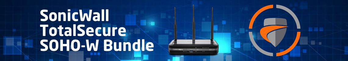 SonicWall TotalSecure SMB Bundle for SOHO Wireless